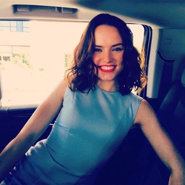 Daisy Ridley, Instagram