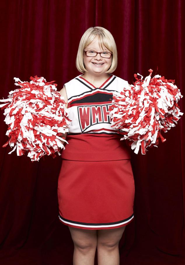 Lauren Potter, Glee