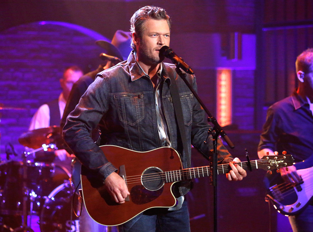 Blake Shelton, Late Night with Seth Meyers