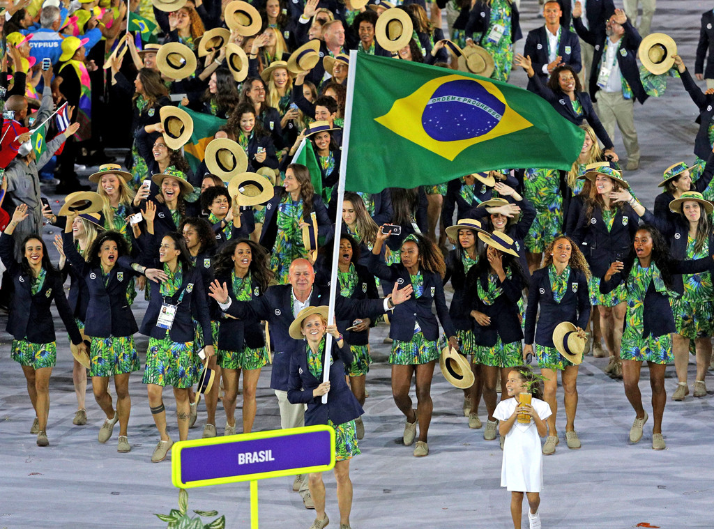 Opening Ceremony, Rio 2016, Olympics, Fashion, Brazil