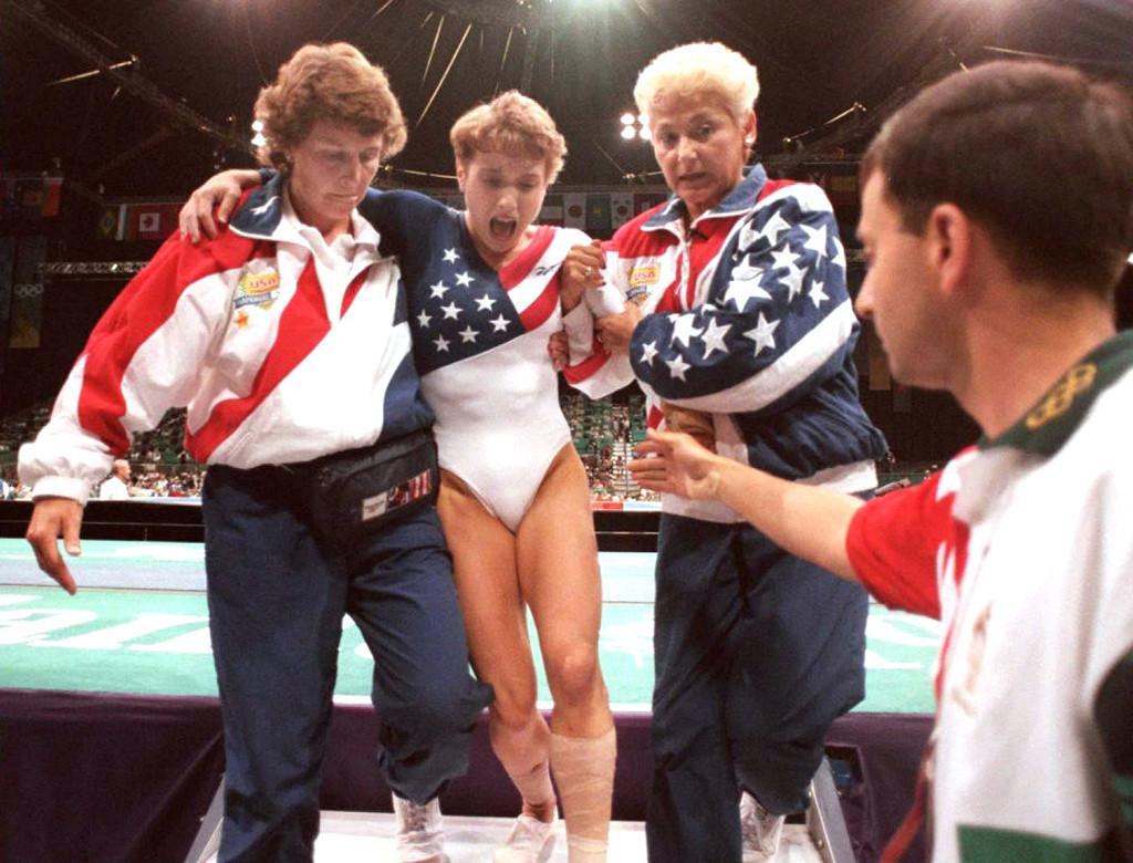 Kerri Strug, Olympic Tearjerkers