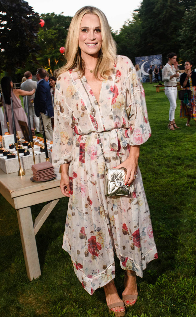 ESC: Gwyneth Paltrow, Garden Party , Molly Sims