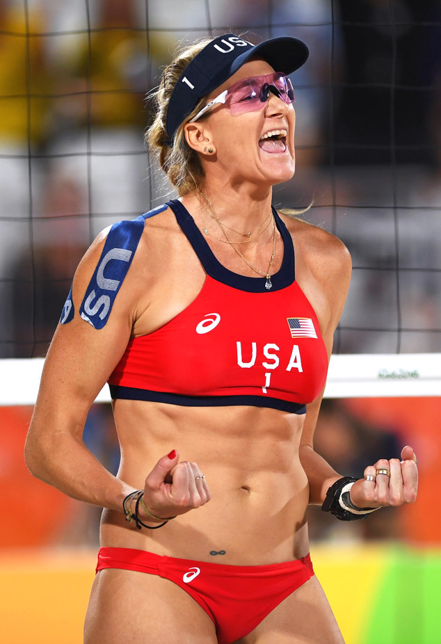 9abc56e572f 10 Things to Know About Beach Volleyball Star Kerri Walsh Jennings ...