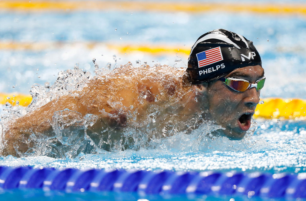 Michael Phelps, 2016 Rio Summer Olympics