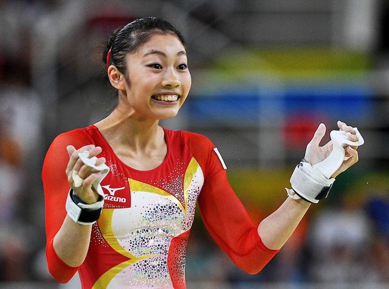 2016 Rio Olympic Athletes Reactions, Yuki Uchiyama