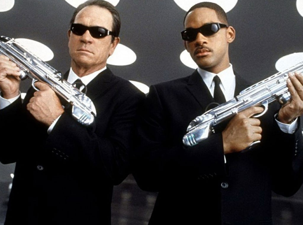 Best Summer Movies of All Time, Men in Black