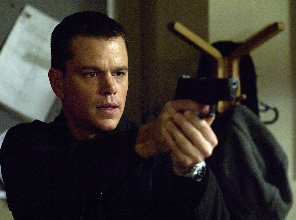 Best Summer Movies of All Time, The Bourne Identity