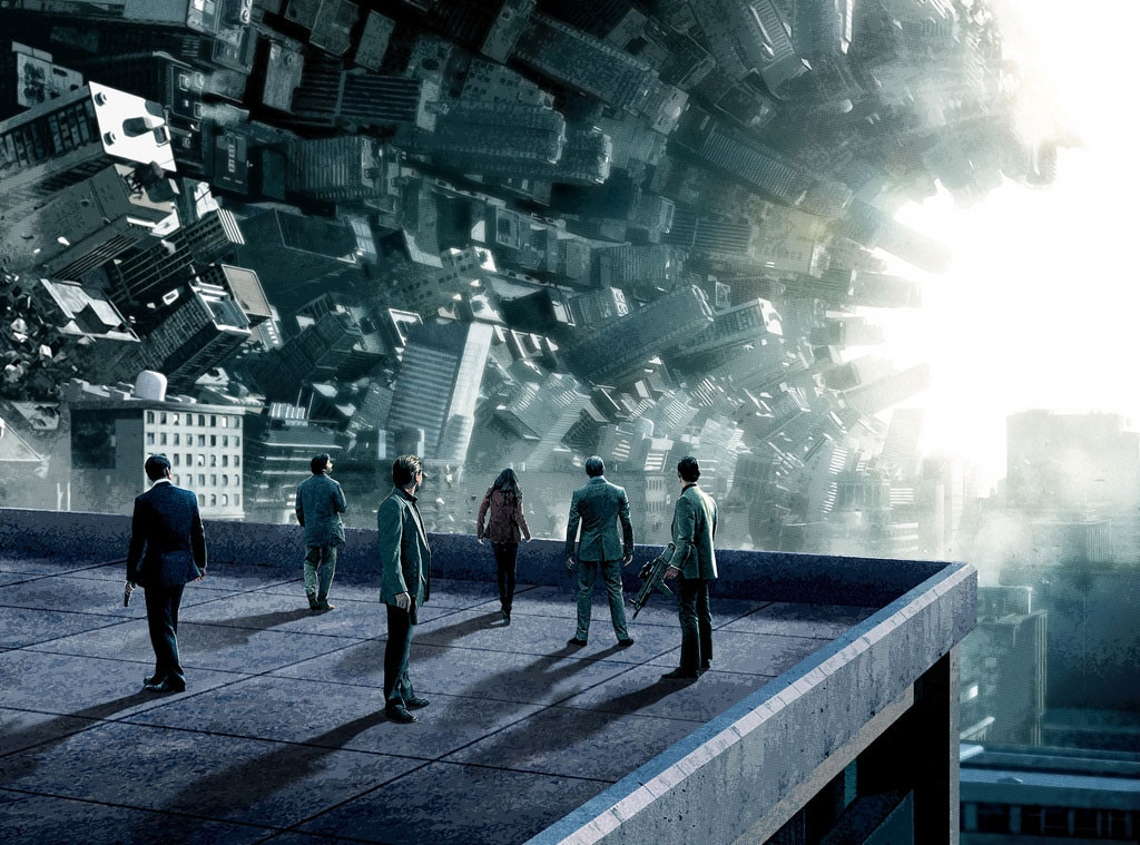 Best Summer Movies of All Time, Inception
