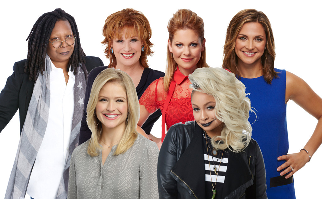 The View Cast, 2016
