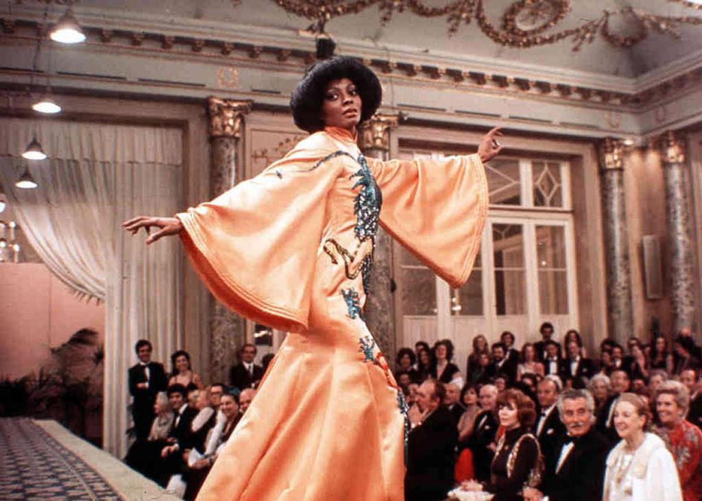 Diana Ross, Mahogany