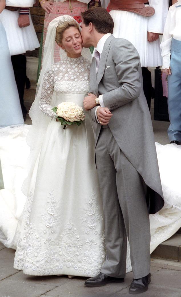 Prince Pavlos, Miss Marie-Chantal Miller, Greece, Wedding