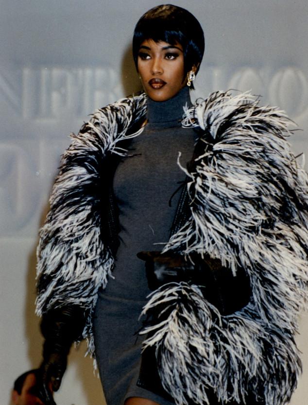 ESC: OG Model, Naomi Campbell