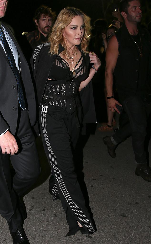 Madonna, NYFW