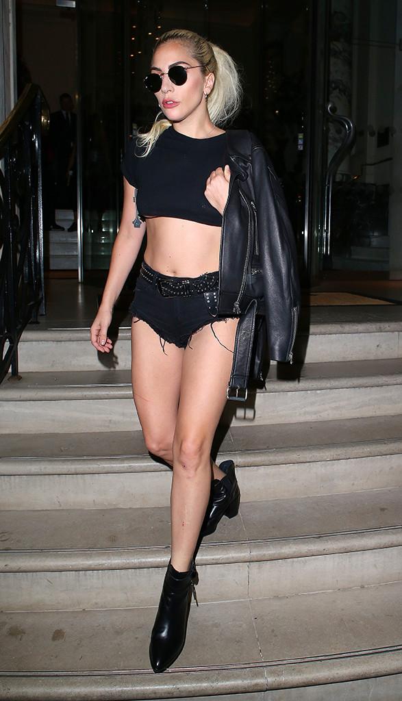 Lady Gaga, London