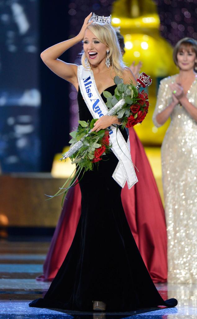 Miss America 2017, Miss Arkansas, Savvy Shields
