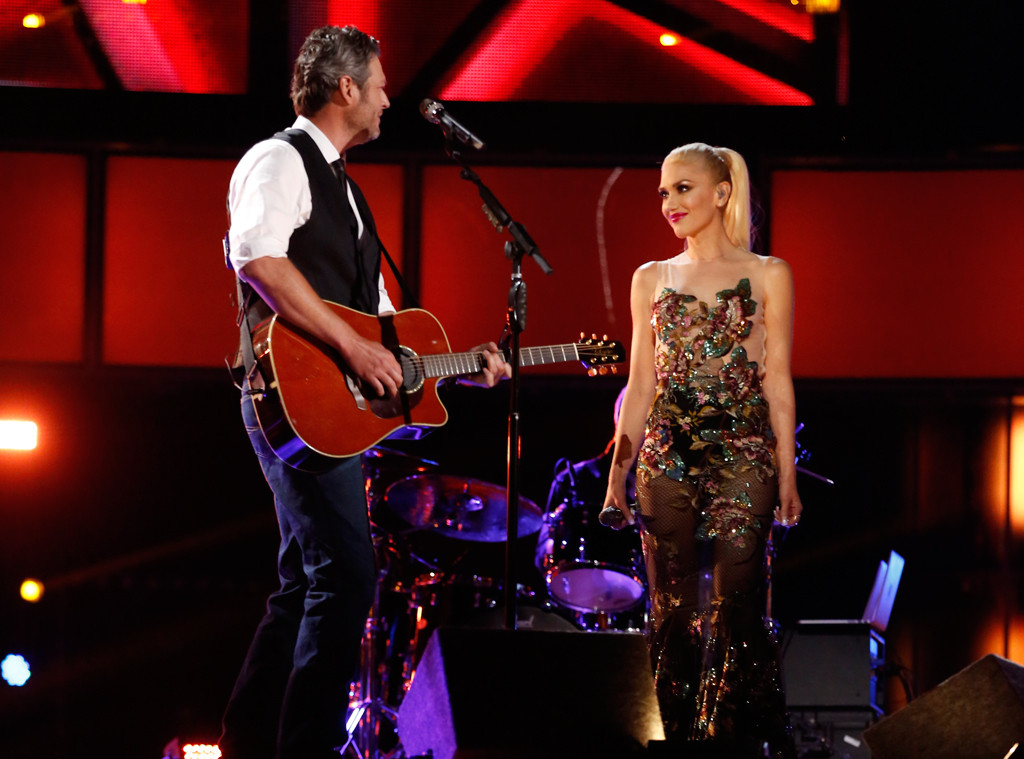 The Voice, Season 10, Blake Shelton, Gwen Stefani