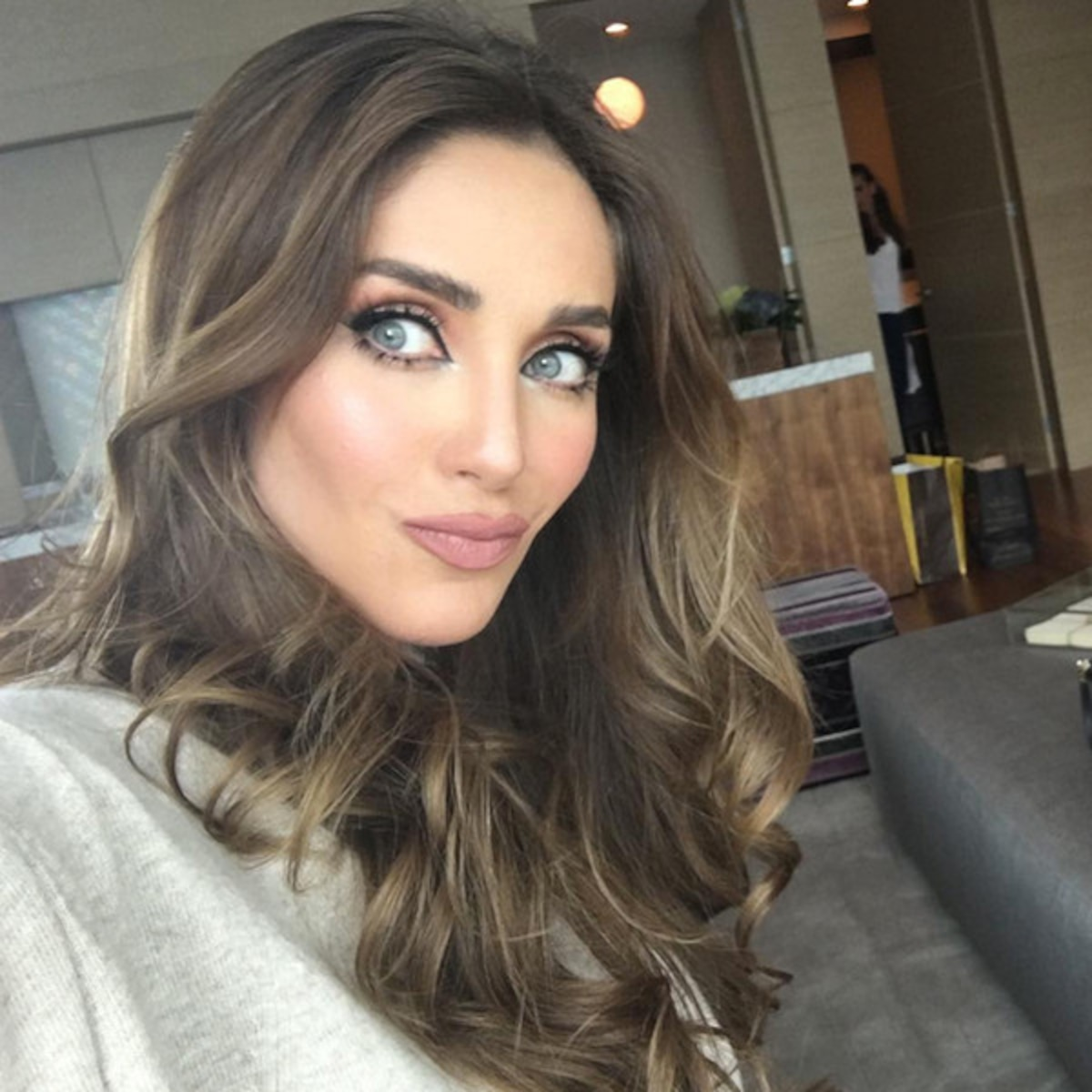Anahi Sex anahí reveals the sex and name of her first child | e! news