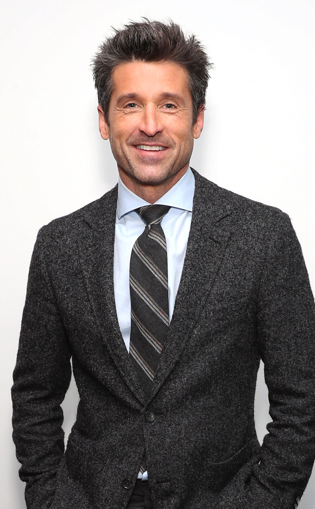 Patrick Dempsey Has Finally Found the TV Role Worthy of His Grey\'s ...