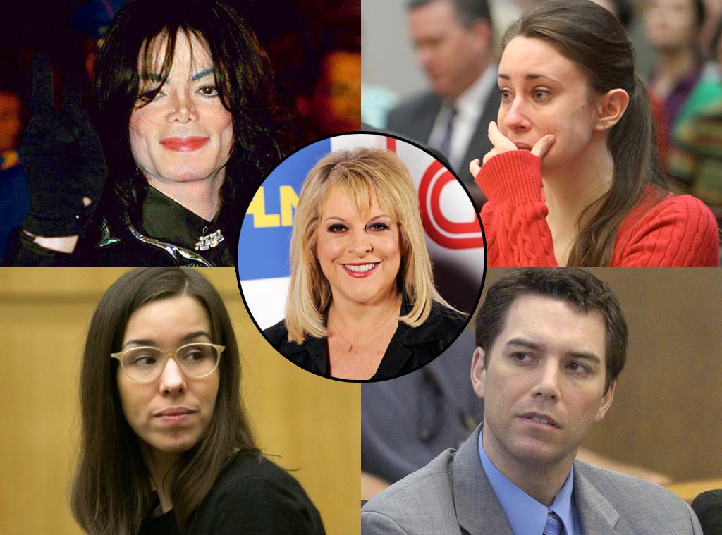 True Crimes, Nancy Grace, Michael Jackson, Casey Anthony, Scott Peterson, Jodi Arias