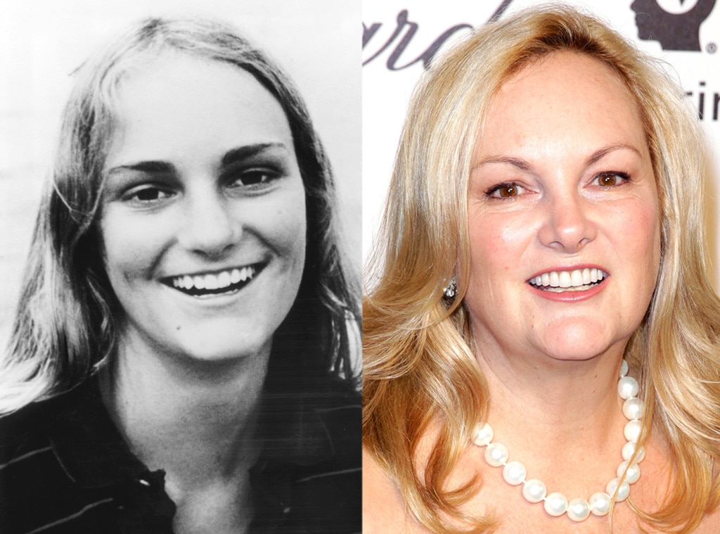 FILE - In this March 2, 2014 file photo, Patty Hearst arrives at 2014 Elton  John Oscar Viewing and After Party in West Hollywood, Calif.