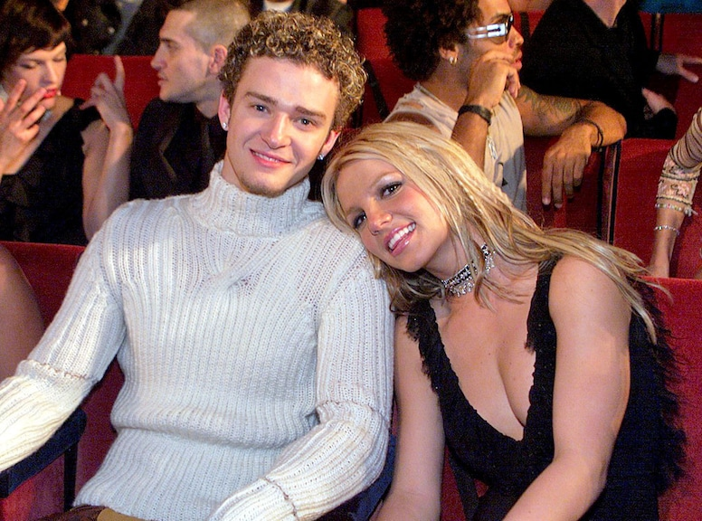 Britney Spears, Justin Timberlake, VMA couples
