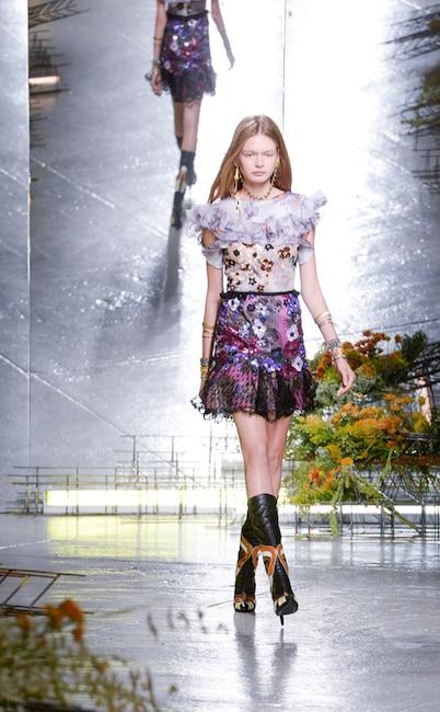 ESC: New York Fashion Week, Rodarte