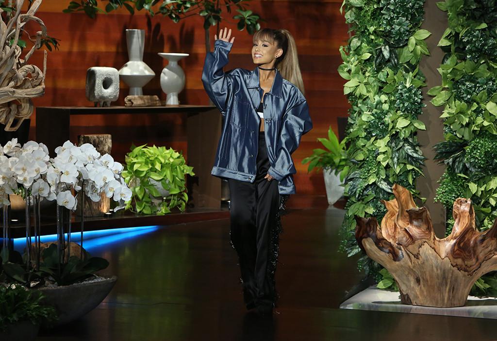 Ariana Grande, Ellen DeGeneres Show