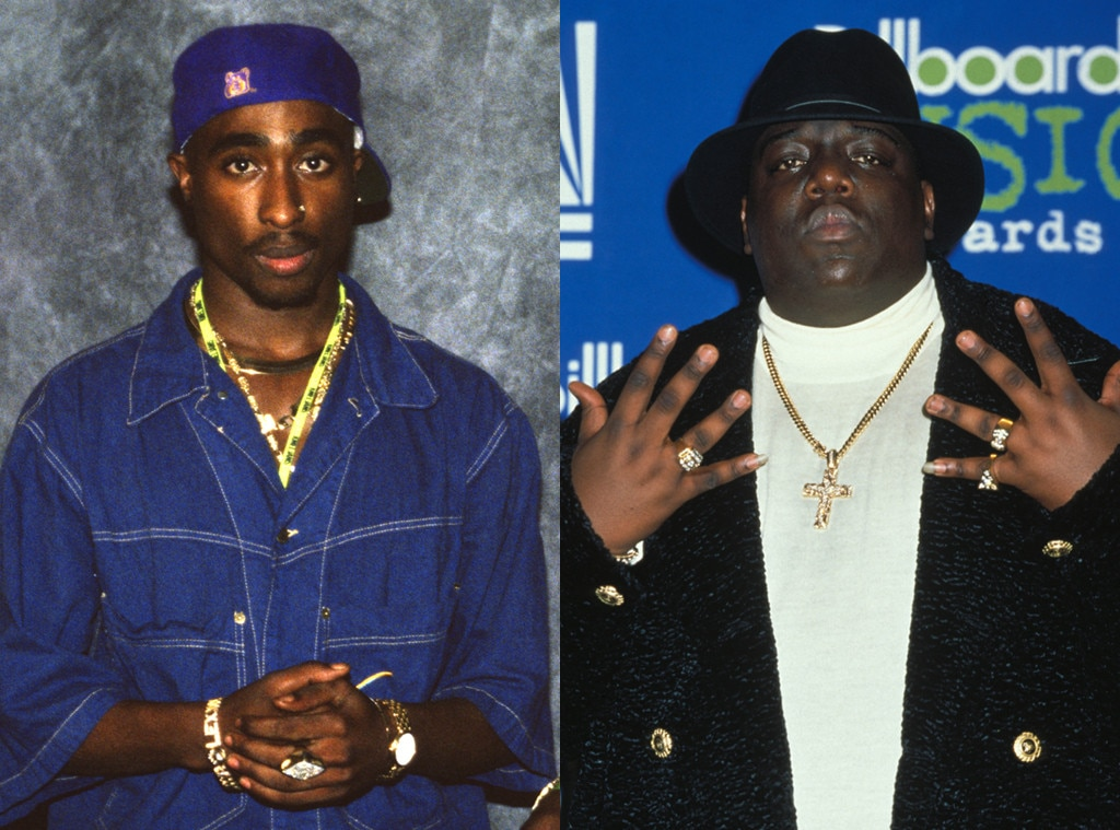 Biggie & Tupac's Deaths: 1996-1997 from The Biggest ...