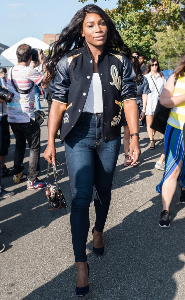 ESC: Celeb Street Style, Serena Williams