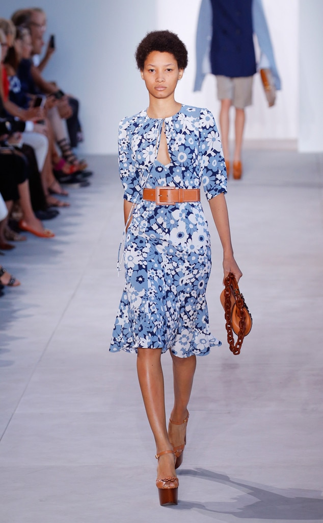 Michael Kors From Best Looks From Nyfw Spring 2017 E News