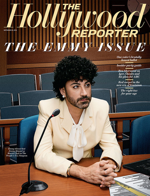 Jimmy Kimmel, The Hollywood Reporter