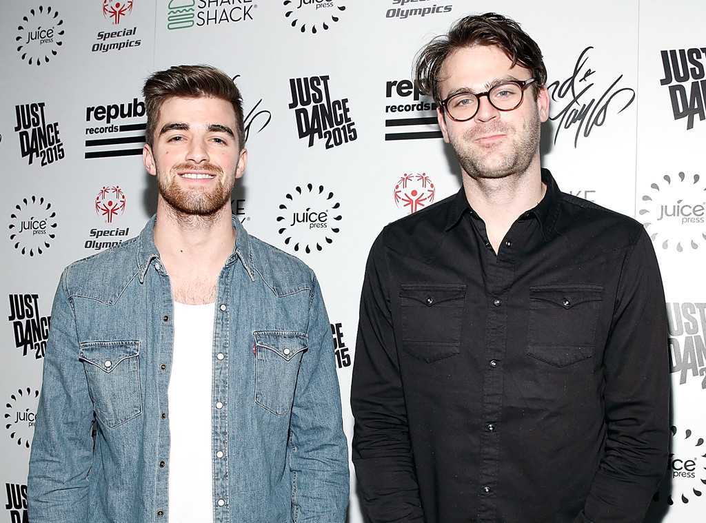 The Chainsmokers Andrew Taggart Alex Pall