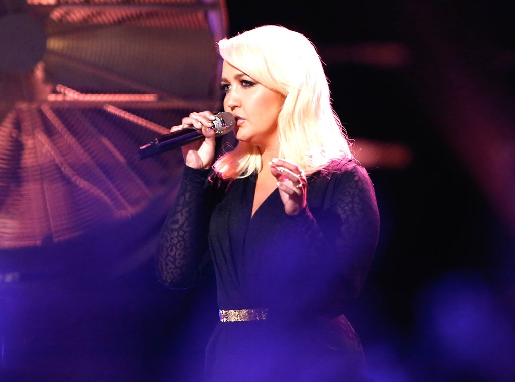 The Voice, Season 8, Meghan Linsey