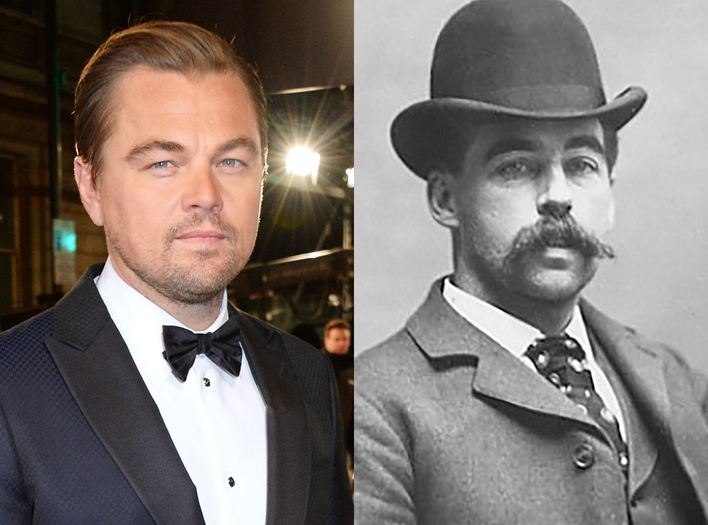 "The Devil in the White City  -  DiCaprio is set to star as one of America's first known serial killers, H.H. Holmes, who is said to have lured upwards of 200 of his victims to a hotel he dubbed the ""Murder Castle."""