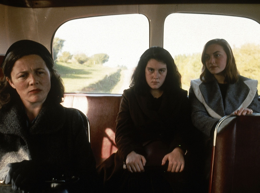 Heavenly Creatures  -  We see  Kate Winslet  in her 1994 big screen debut alongside  Melanie Lynskey  as a pair of New Zealand-based teenagers that in 1954 plotted and murdered one of the girls' mothers.