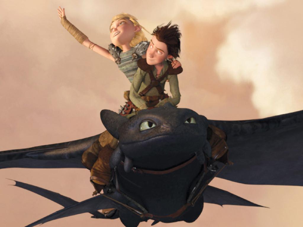 How To Train Your Dragon, America Ferrera