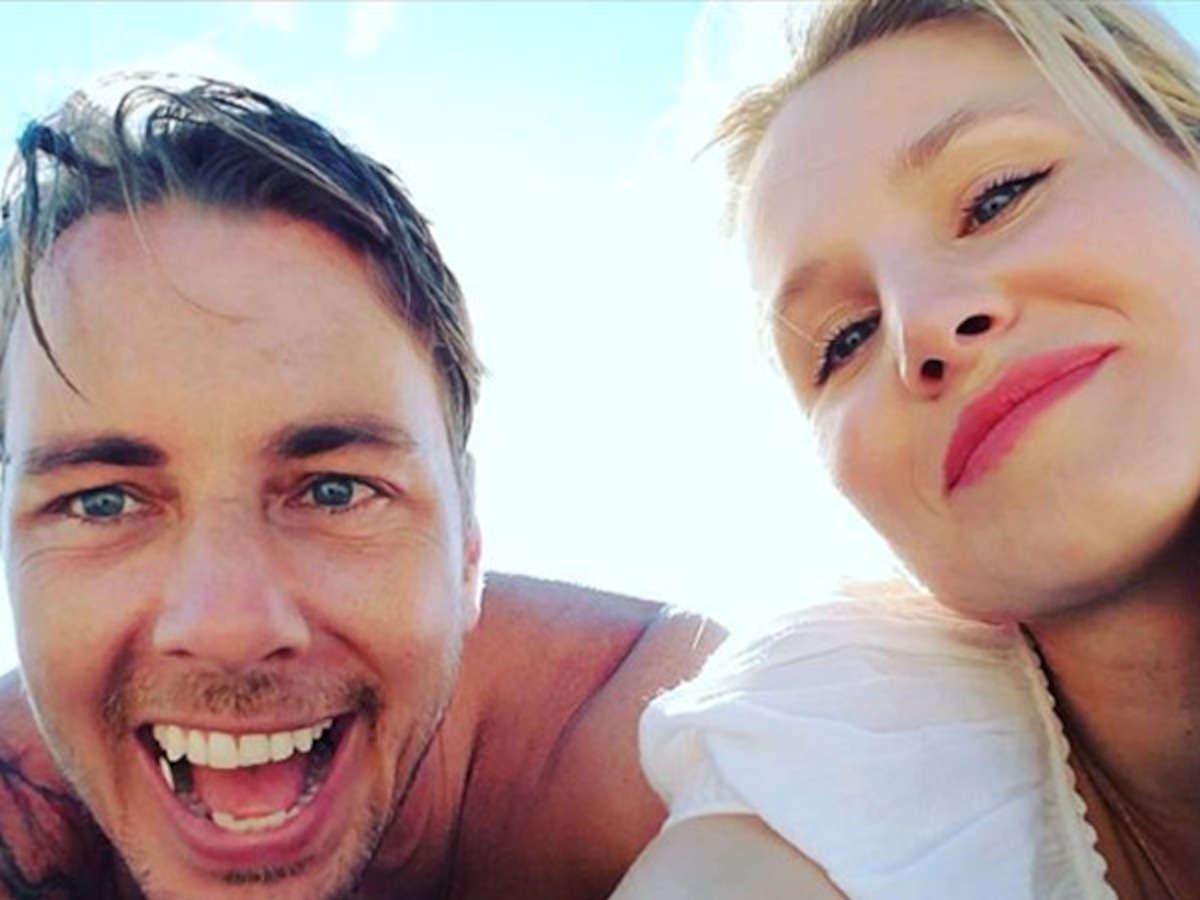 Kristen Bell Recalls Dax Shepard Lettuce Slug Incident and Talks Father's Day Plans