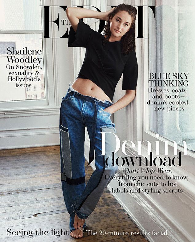 Shailene Woodley Opens Up About Her ''Super F--ked Up'' Family