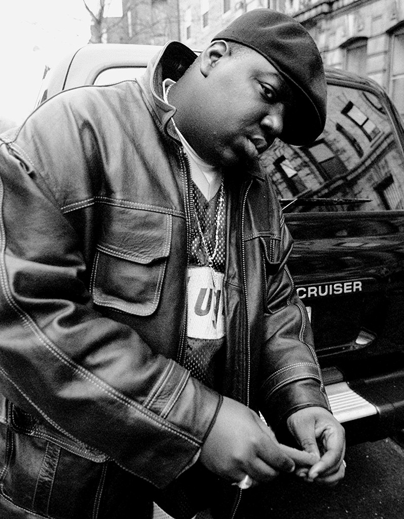 Biggy Smalls, Notorious B.I.G.