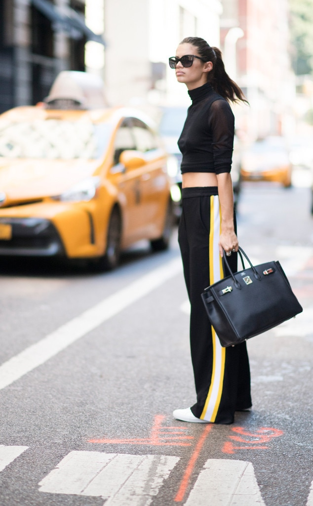 ESC: New York Fashion Week, Street Style, Zanna