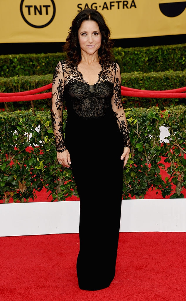 Lacey And Sexy From Julia Louis Dreyfus Best Looks E News