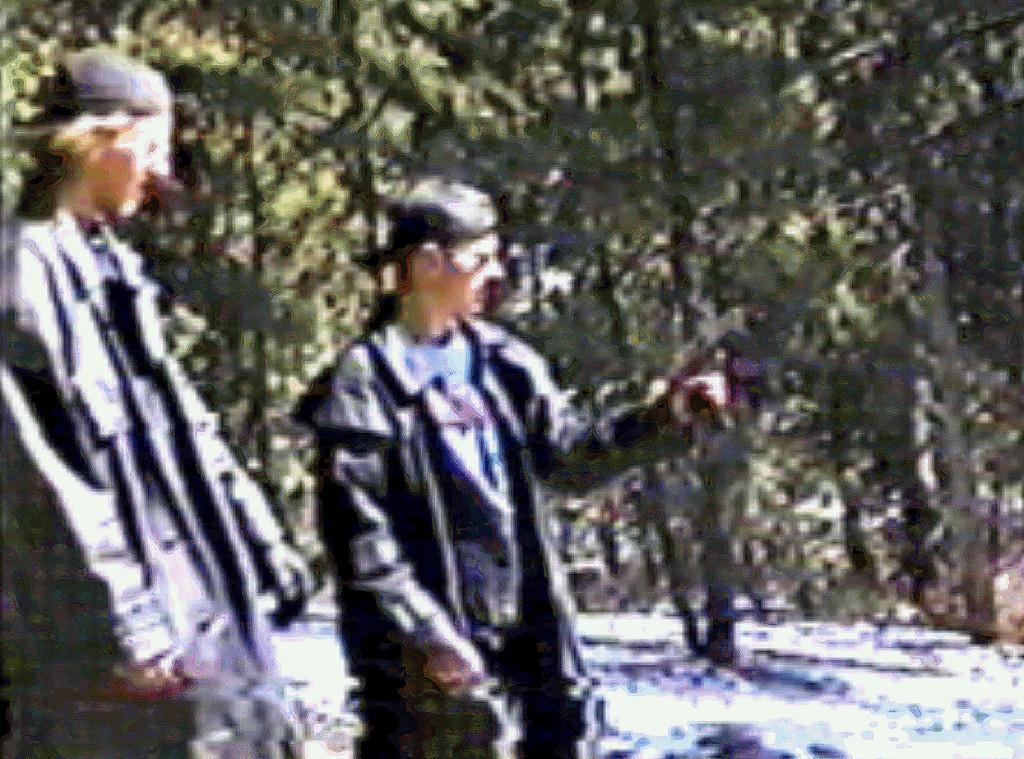 Dylan Klebold, Eric Harris