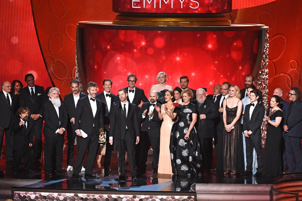 Game of Thrones, 2016 Emmy Awards, Winners