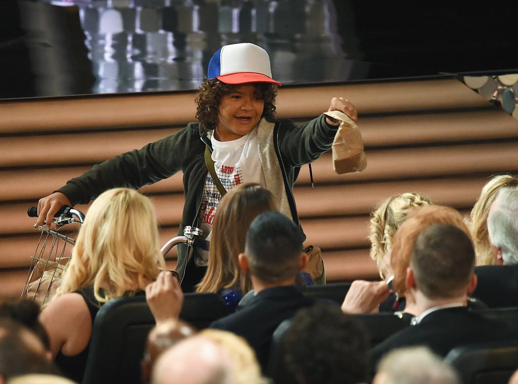 Gaten Matarazzo Sandwiches Emmy Awards Stranger Things Kids