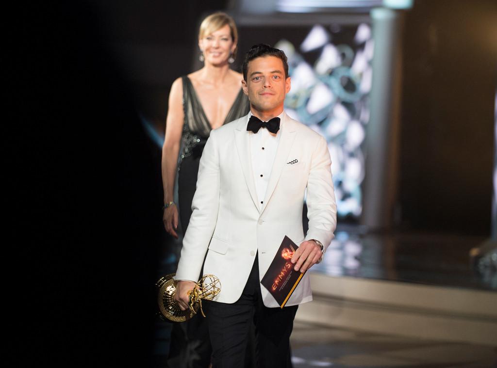 Rami Malek, 2016 Emmy Awards, Candids