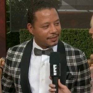 Terrence Howard, Mira Pak, Emmy Awards