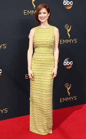 Ellie Kemper, 2016 Emmy Awards, Arrivals