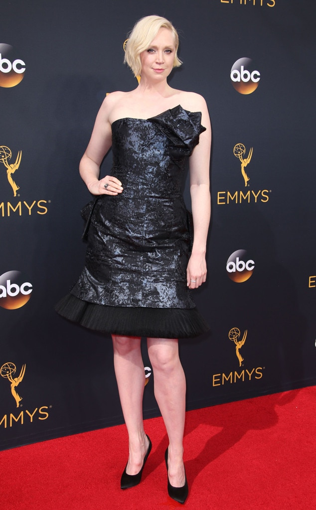 Gwendoline Christie, 2016 Emmy Awards, Arrivals