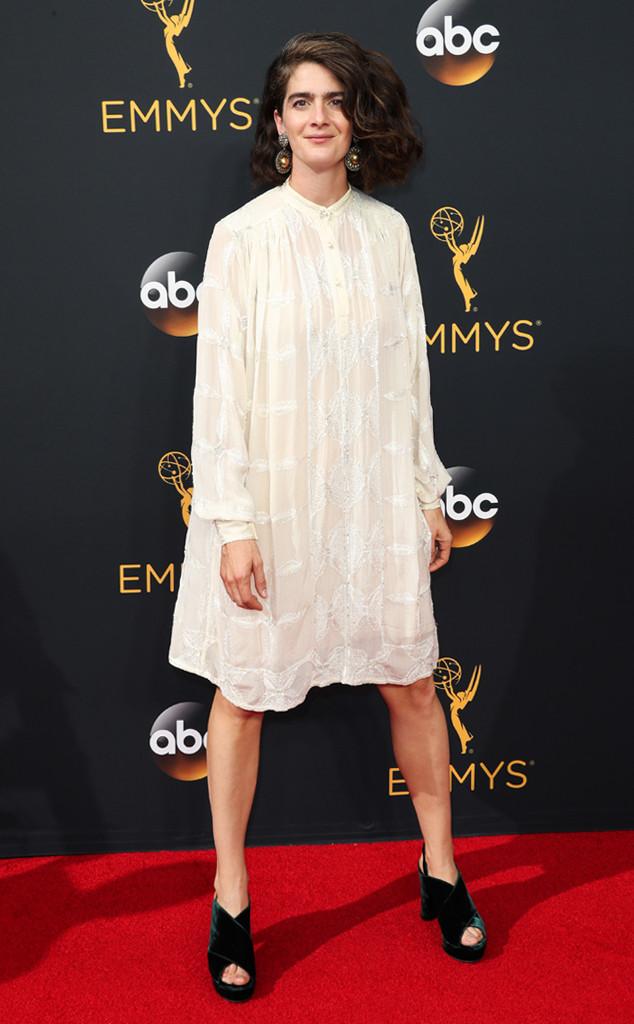 Gabby Hoffman, 2016 Emmy Awards, Arrivals