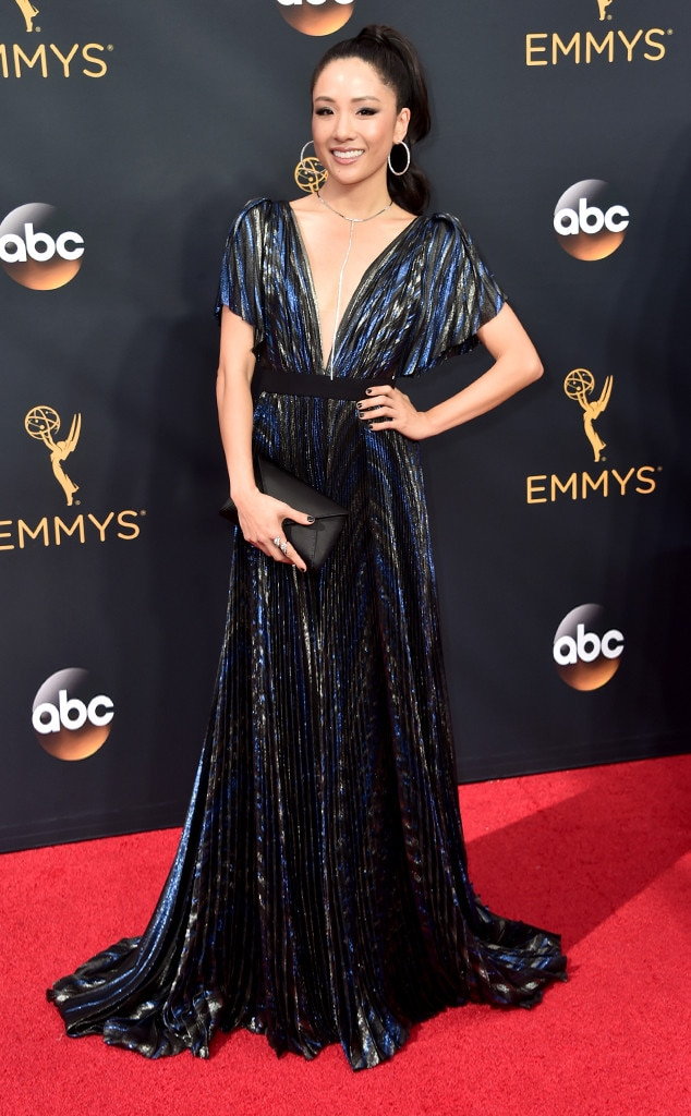 Constance Wu, 2016 Emmy Awards, Arrivals